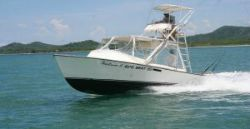 this is one of the best fishing boats tamarindo has to offer