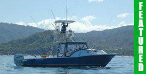 we bring you on the right boat for your playa grande surf fishing