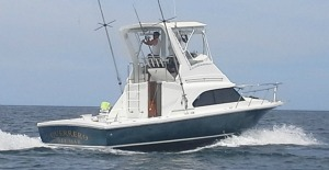 sportfishing at riu guanacaste hotel with villa thoga tours