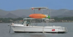we highly recommend this 38 feet boat for your brasilito fishing tour