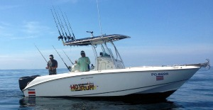 the best charter for fishing samara costa rica