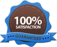 satisfaction guarantee for your fishing trip