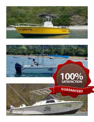 gulf of papagayo fishing trips