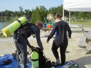 learn to dive holidays